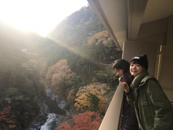 奥多摩旅行(近っ!!!)