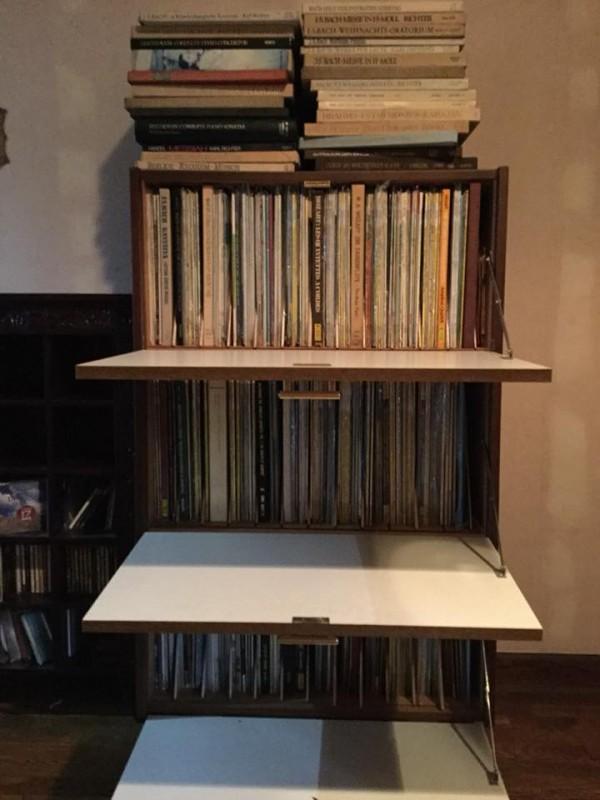 蘇る古いレコードたち